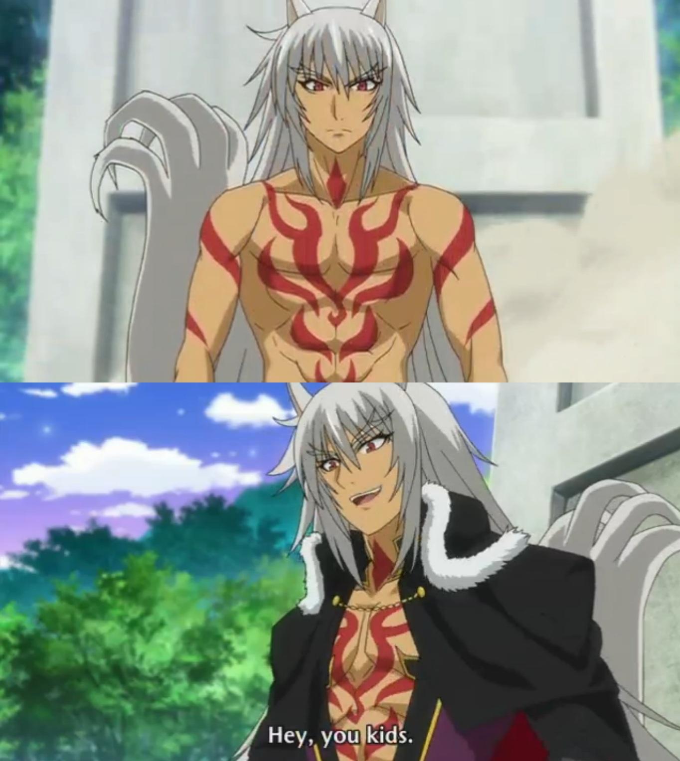 Anime Dämonenkönig