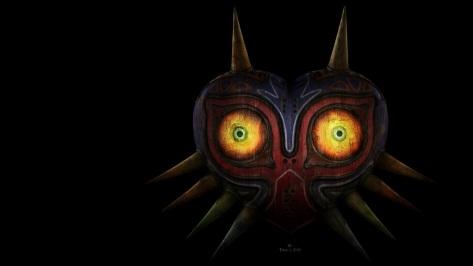 Nichts starrt dir so tief in deine Seele wie Majoras Maske.