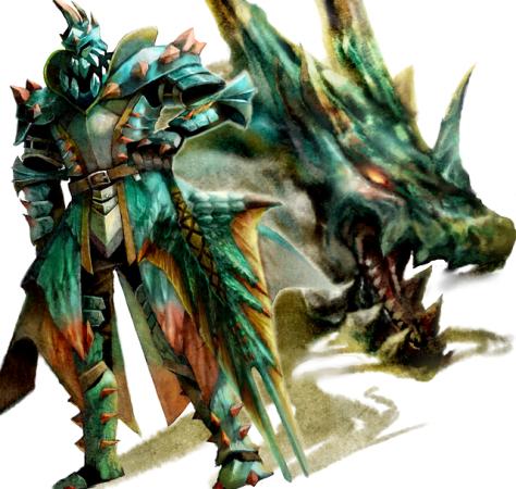 Der Jäger und der Lagiacrus