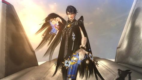 Bayonetta - für gewöhnlich verfechte ich ja Langhaarschnitte, aber Bayonetta sieht mit kurzen Haaren eindeutig besser aus.