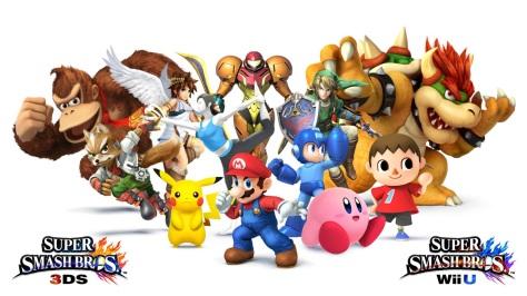 Super Smash Bros U - mit hoffentlich vielen tollen neuen Charakteren.