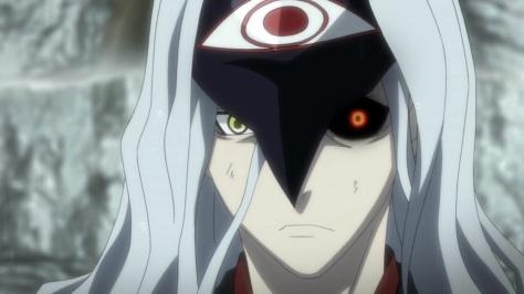 So sieht ein toller Antagonist aus.