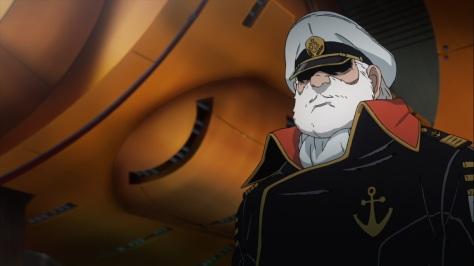Unser unerschütterlicher Kapitän!