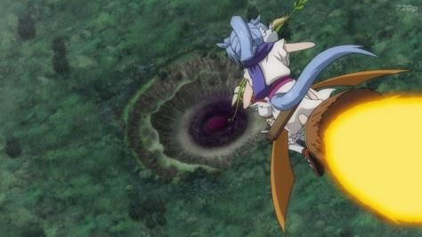 Dragon eater den