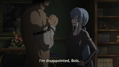 I'm disappointed, Akame ga kill.