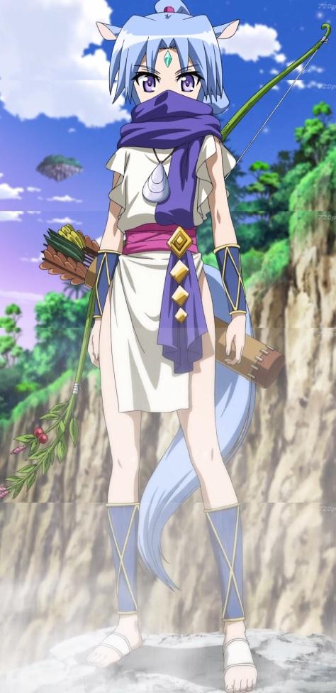 Darf ich vorstellen: Ninja....Doge....Dragon Priestess.....Loli....whatever.