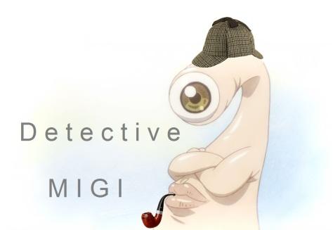 Detective MIGI löst jeden Fall!