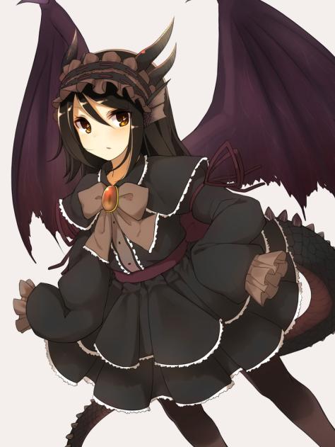 Jetzt noch ein Monster girl, sonst beschwert sich Shino wieder.