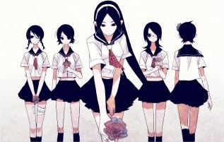Pssst....best girl ist in der Mitte...!