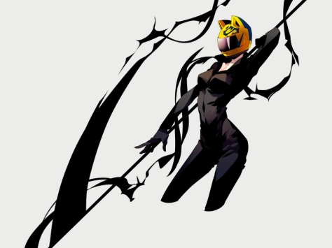 Und Celty is best girl? Dou darou kanna...?