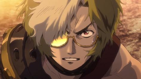 So einen coolen Hauptcharakter können nicht viele Anime vorweisen.