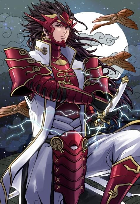 Ryoma ist ein fucking badass.