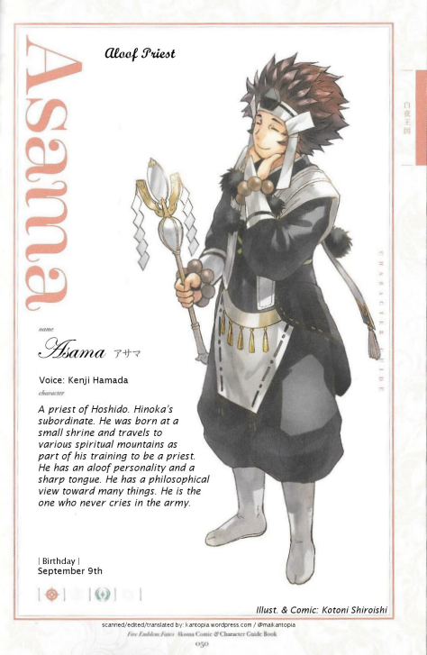 Character Book 23