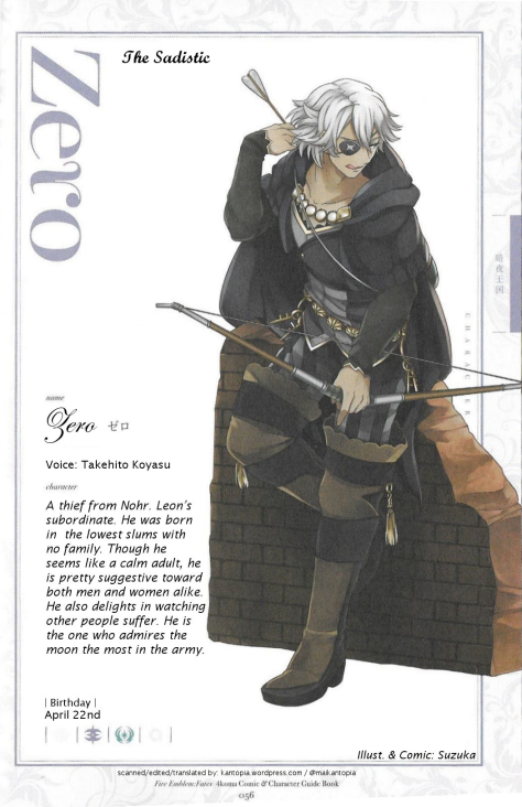 Character Book 26