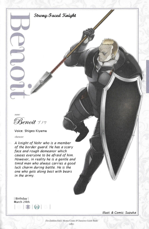 Character Book 38