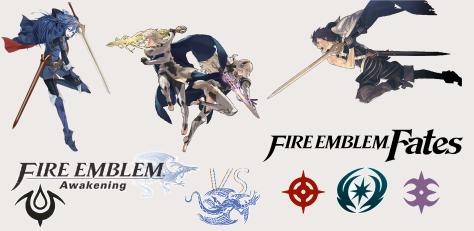 Ihr wisst gar nicht, wie anstrengend dieses Fire Emblem Artikelbild war.