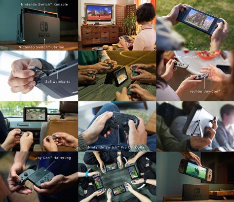 Ganz viele Trailer-Screenshots, ebenfalls direkt von Nintendo.