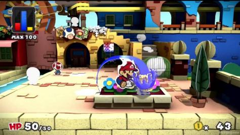 In diesem Screenshot sieht man schön die Colors. Und auch den Splash.