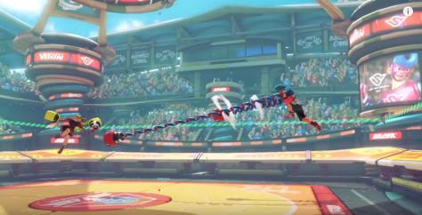 Arms. Welch origineller Name für ein Spiel mit....Arms.