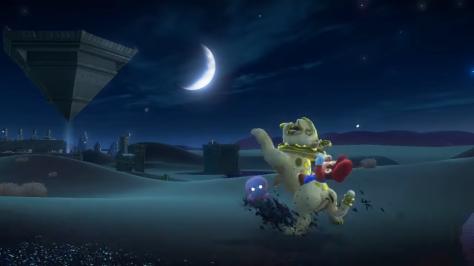 Man kann sogar eine Sphinx reiten!
