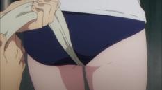 Rin butt